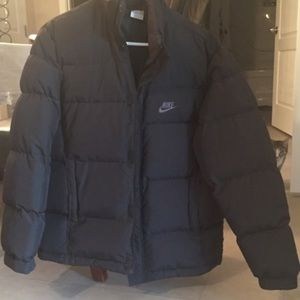 Nike bubble coat